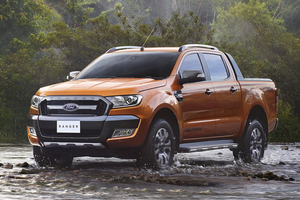 ford ranger raptor  wildtrak
