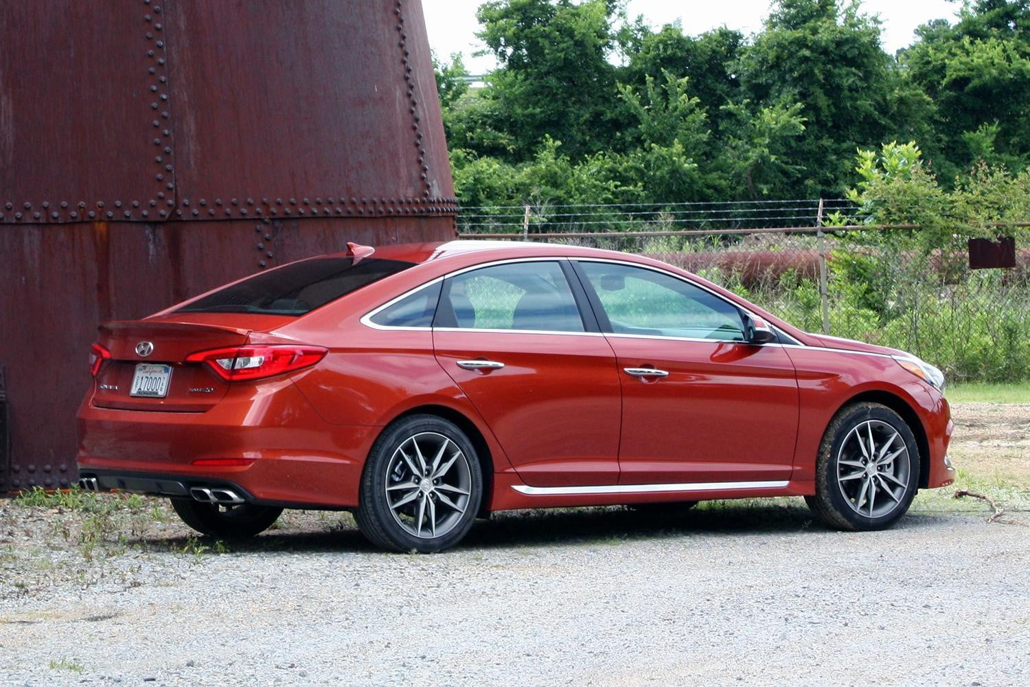 2015 honda sport vs 2015 sonata autos post