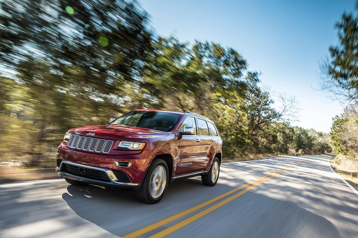 could a recent jeep recall have played role in anton yelchins death  grand cherokee
