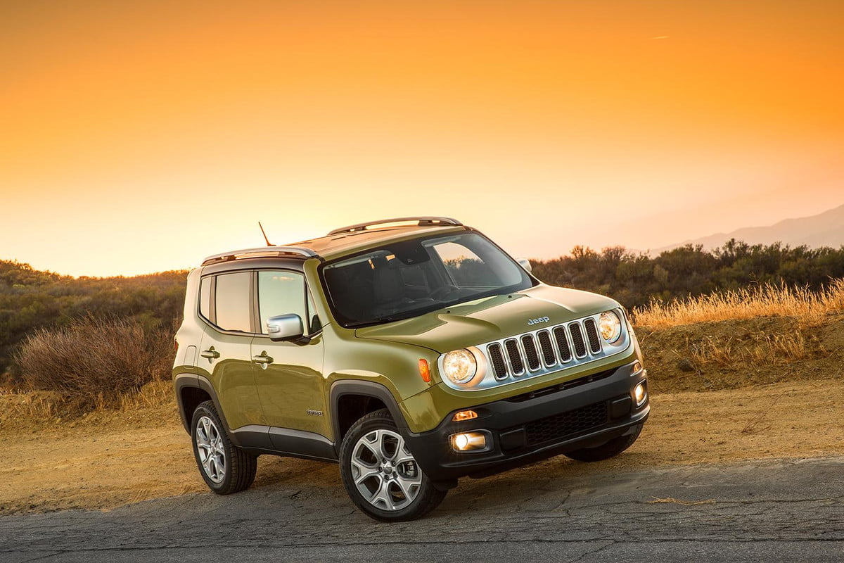 best first cars the perfect rides for new drivers  jeep renegade