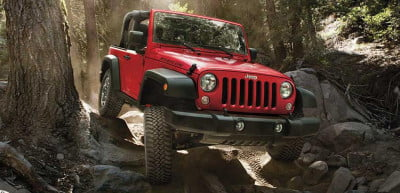 Jeep built its name and its brand on its trucks 4WD capabilities.