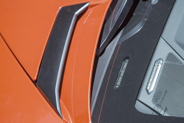 lamborghini aventador review detail