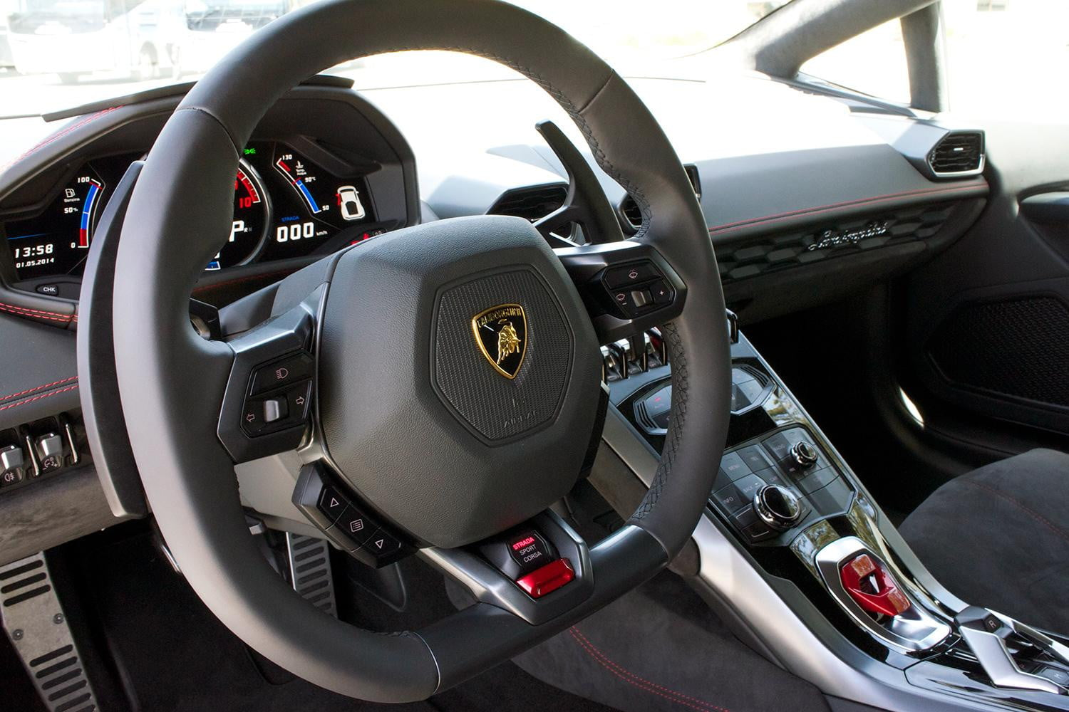 2015 lamborghini hurac n lp610 4 review digital trends. Black Bedroom Furniture Sets. Home Design Ideas