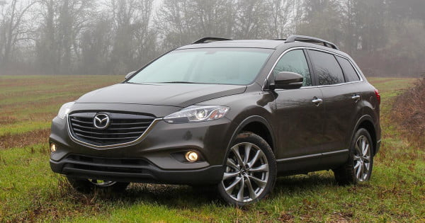 joyride 2015 mazda cx 9 digital trends. Black Bedroom Furniture Sets. Home Design Ideas