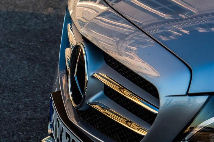 mercedes benz c class review front grill