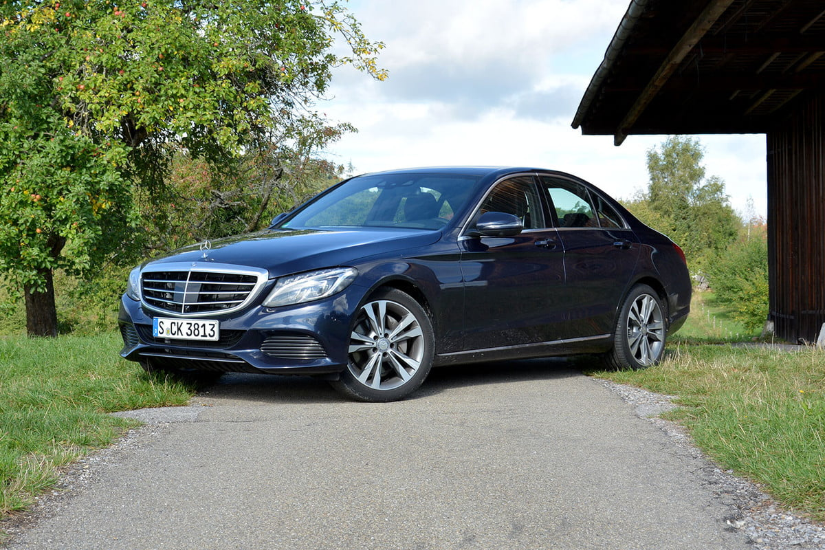mercedes benz c class diesel axed news quotes report  d front left angle