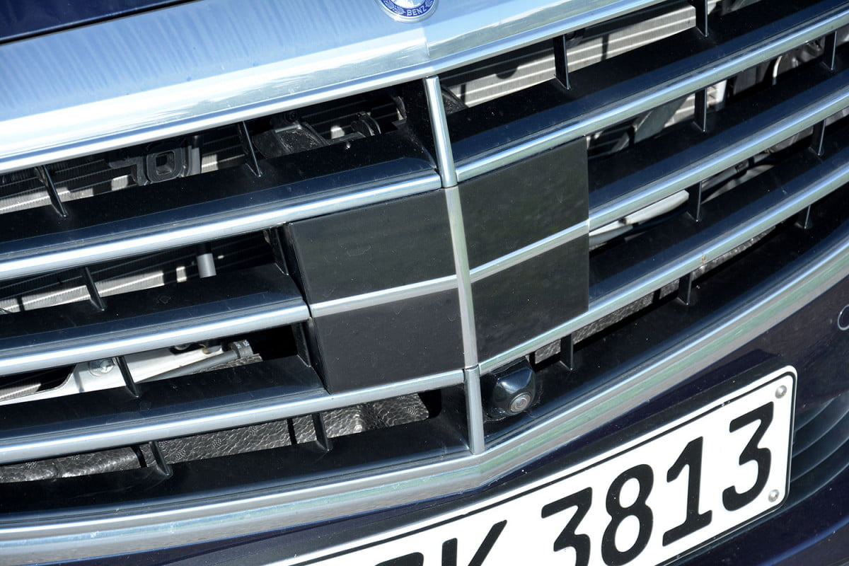 emergency braking standard in  news details mercedes benz c d grill