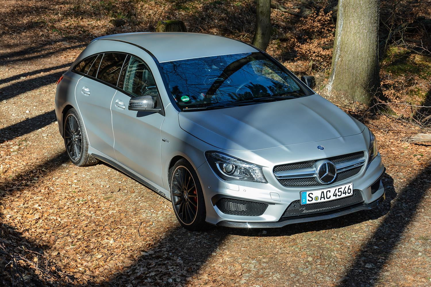 2015 mercedes benz cla 45 amg shooting brake first drive for 2015 mercedes benz cla class