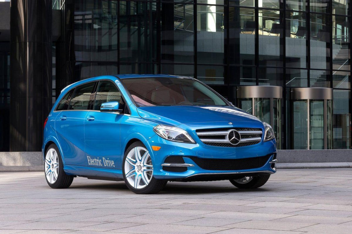 carb zero emissions  news rumors mercedes benz electric drive