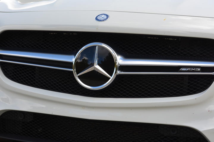 mercedes benz gla amg first drive grill