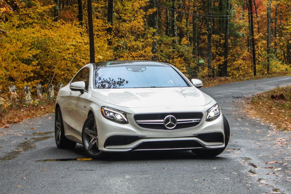 Mercedes-Benz SL Makes For A Sporty-Looking Executive Coupe In New ...