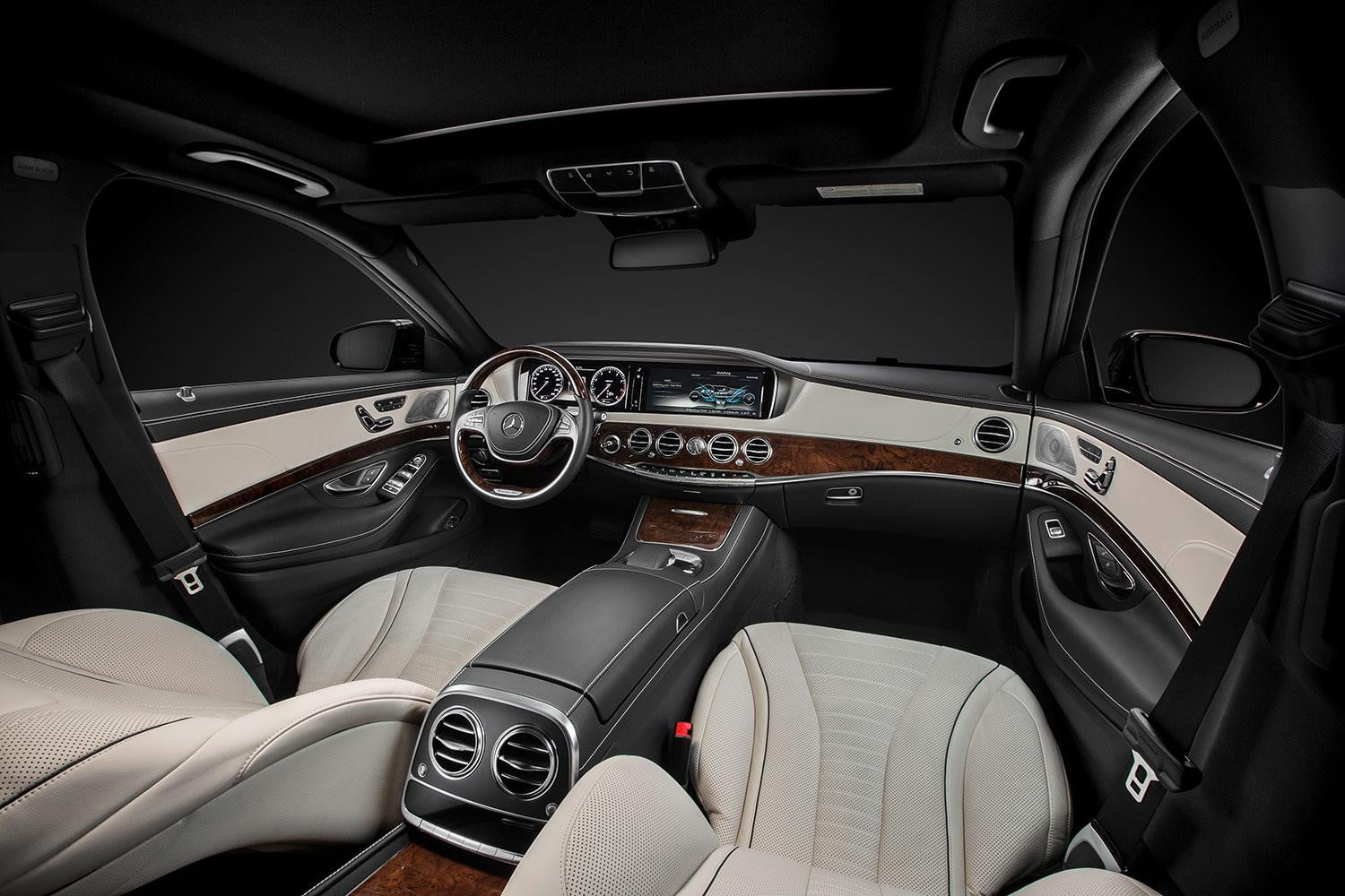 2015 mercedes benz s550 4matic review digital trends On mercedes benz s550 interior