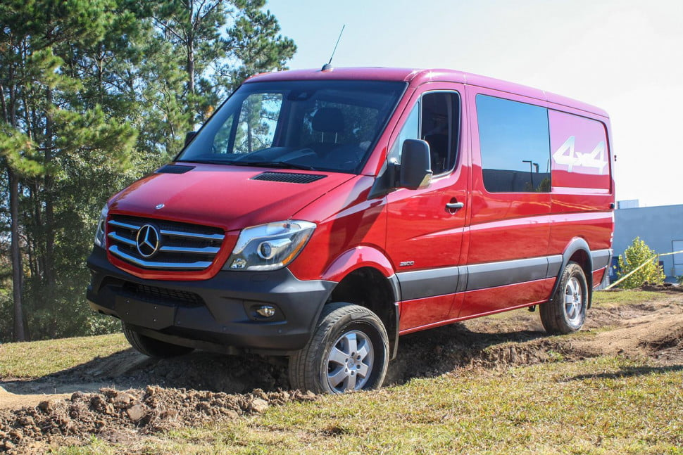 first drive 2015 mercedes benz sprinter review car wallpapers. Black Bedroom Furniture Sets. Home Design Ideas