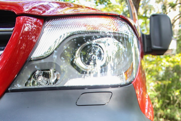 first drive  mercedes benz sprinter headlight