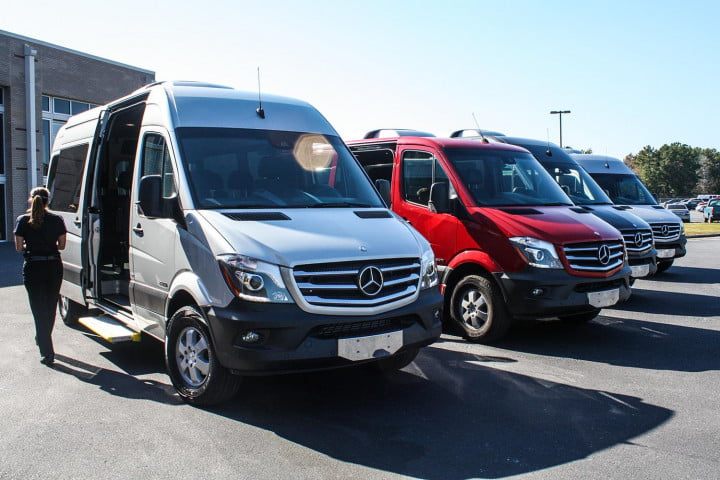 first drive  mercedes benz sprinter lineup