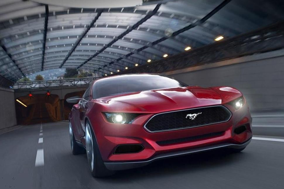 new  mustang could be most high tech car in segment