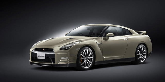nissan gt r  th anniversary specs and performance