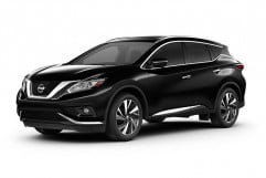 2015 Nissan Murano SV review