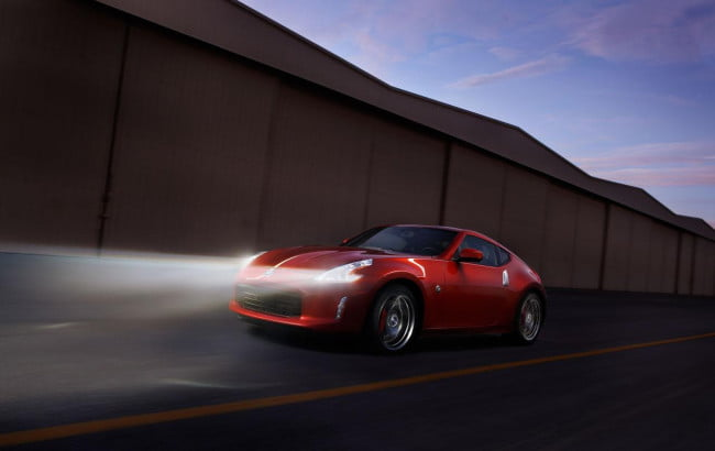 2015 Nissan Z Light, lean, and a little less mean?