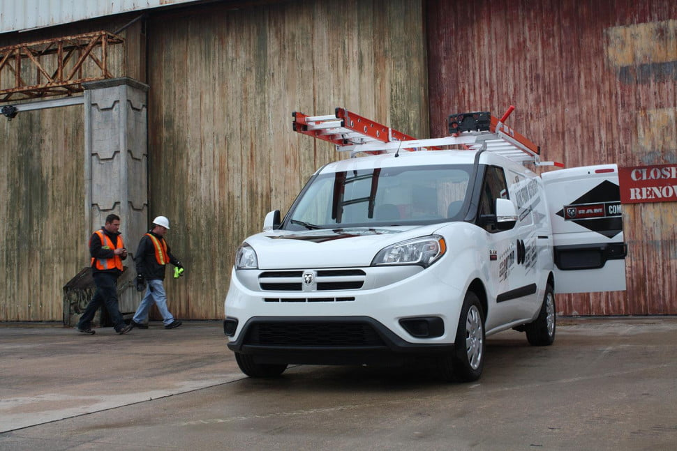 First Drive: 2015 Ram ProMaster City | Digital Trends