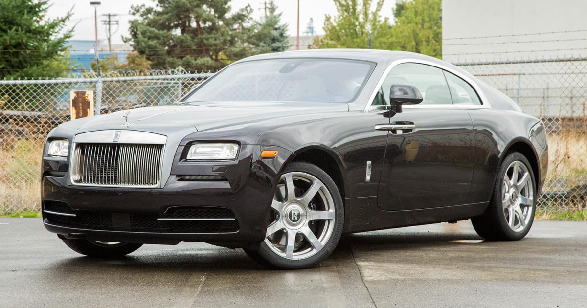 2015 rolls royce wraith review digital trends. Black Bedroom Furniture Sets. Home Design Ideas
