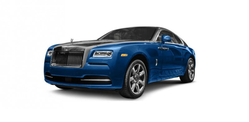 rolls royce wraith review press image