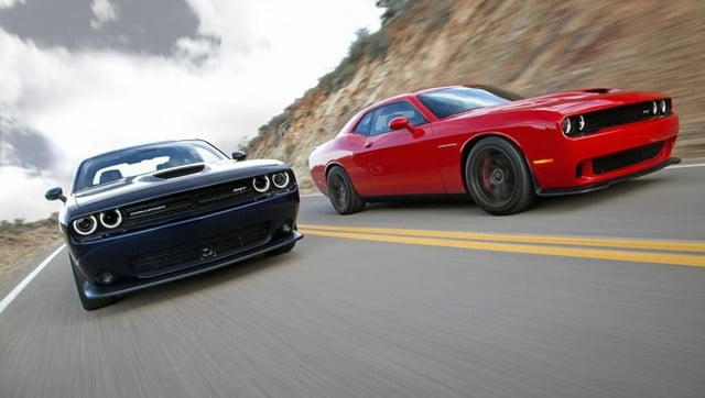 life hellcat dodges emblematic muscle car almost didnt happen dodge challenger