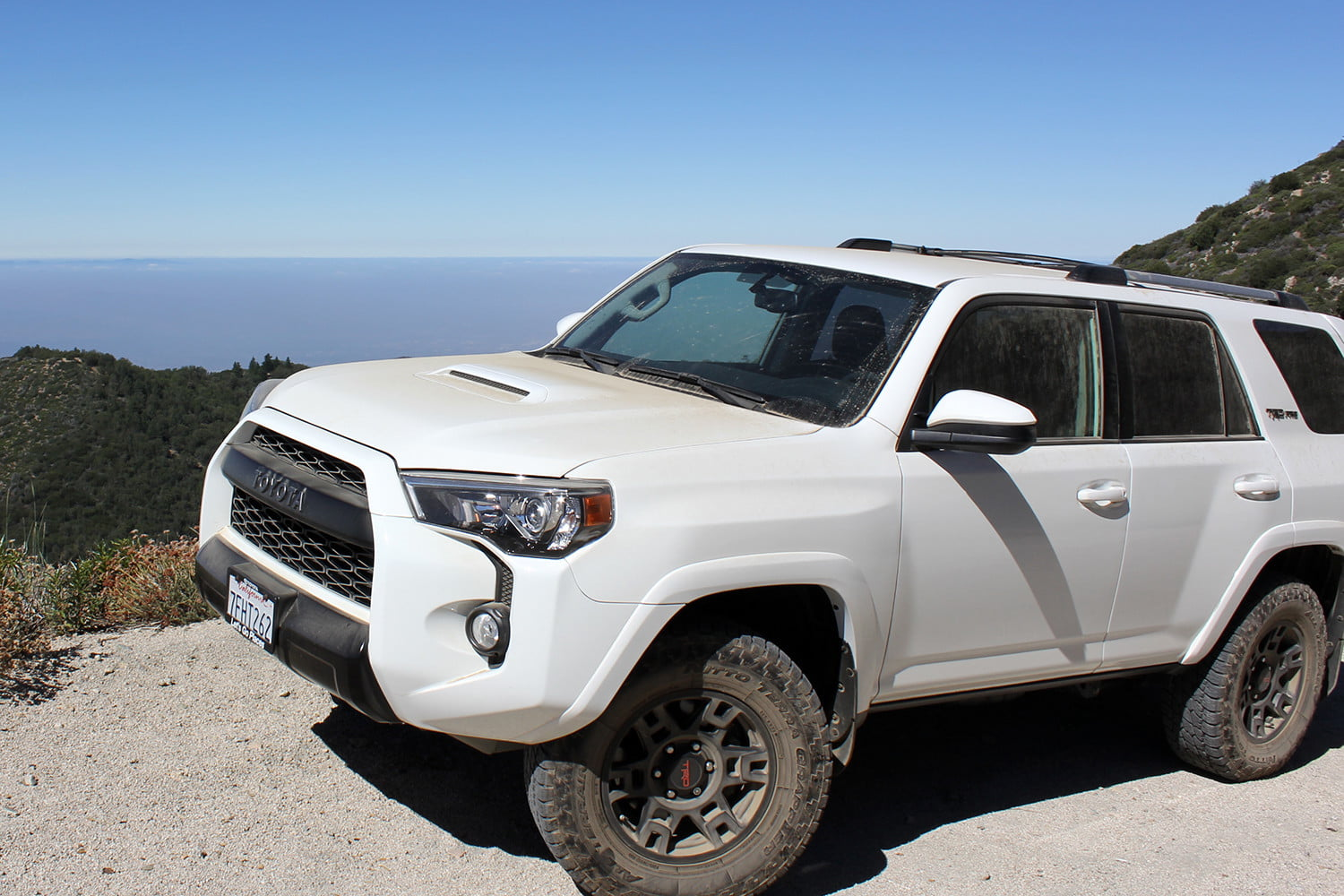 2015 toyota 4runner trd pro review digital trends. Black Bedroom Furniture Sets. Home Design Ideas