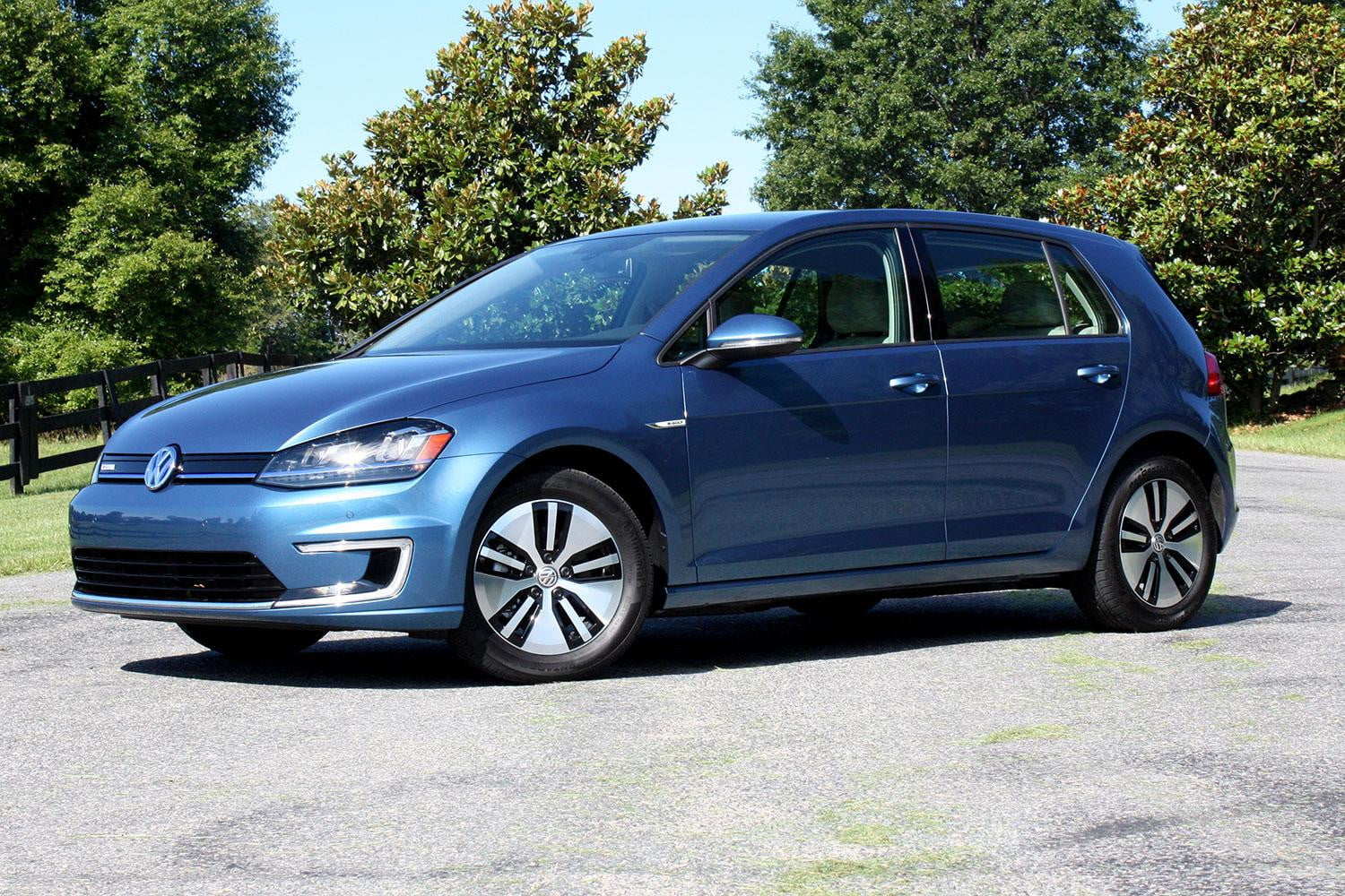 first drive 2015 volkswagen e golf digital trends. Black Bedroom Furniture Sets. Home Design Ideas