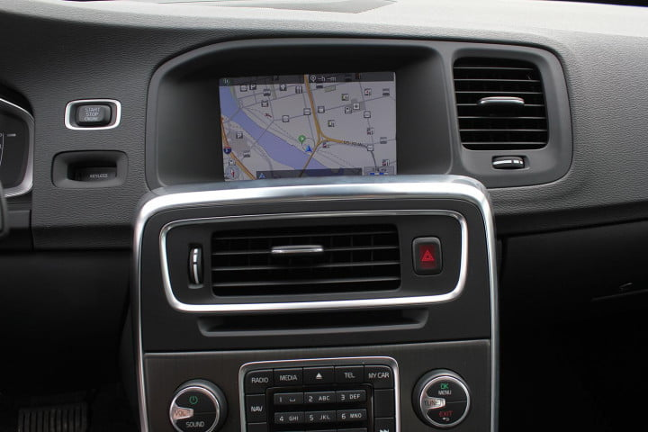 volvo s t drive e review navigation