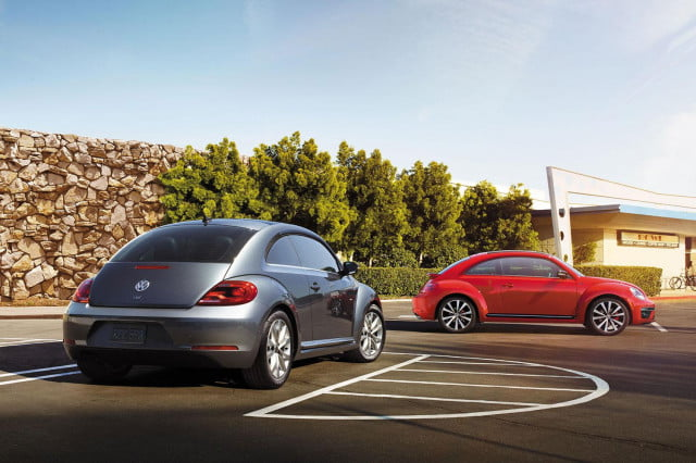 Volkswagen is looking to cut costs and that may mean smushing the