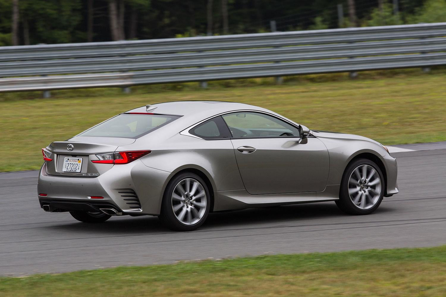 Unique 2015 Lexus RC 350 F SPORT Review  Digital Trends