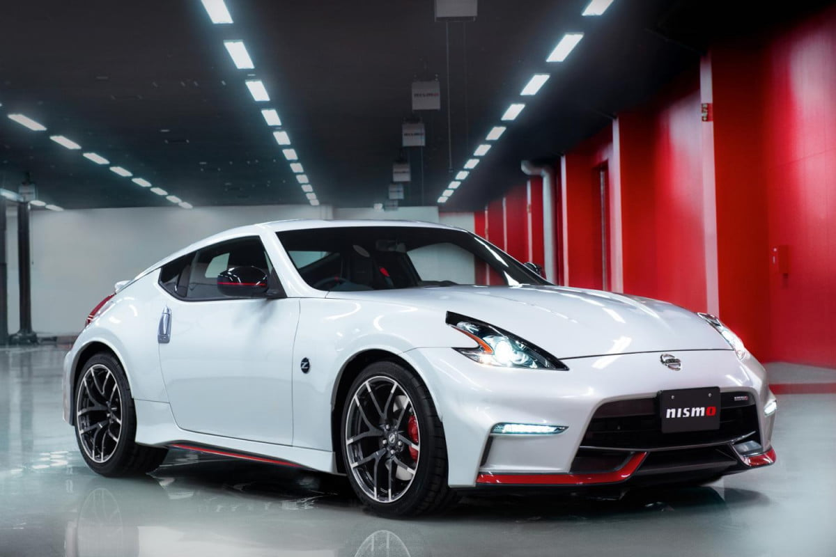 one fair lady nissans  z may rebadged feature turbo hybrid powertrain nissan nismo teaser