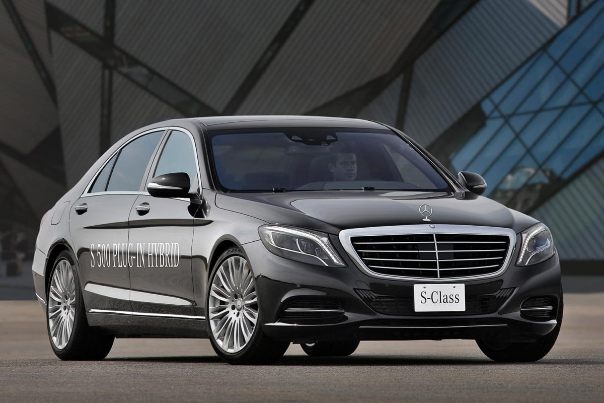mercedes envisions plug centric future  s in hybrid