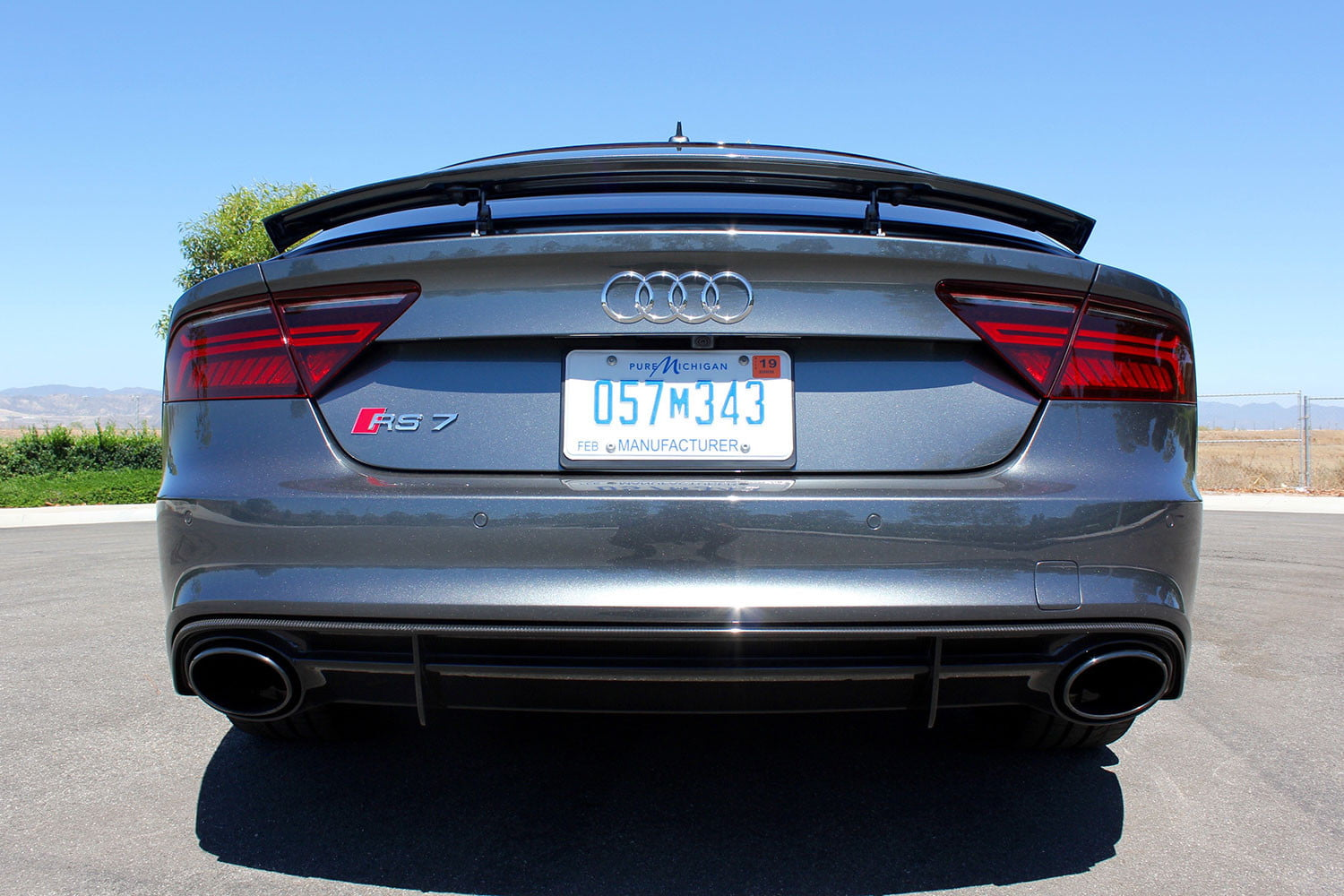 2016 Audi Rs7 Performance Review Digital Trends