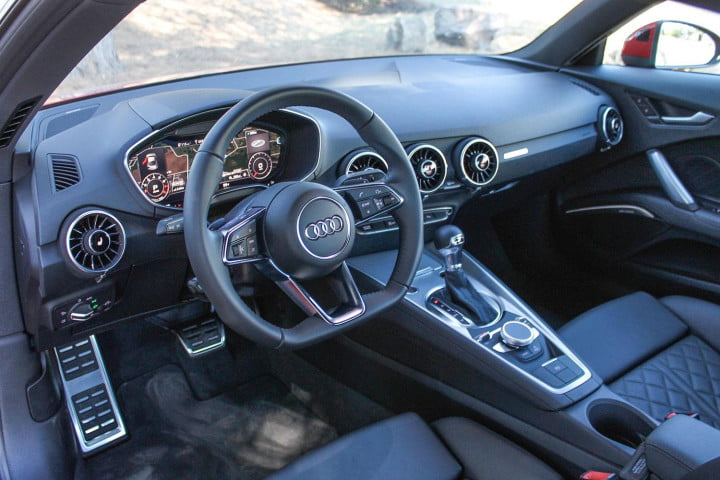 audi tt coupe and roadster first drive drivers