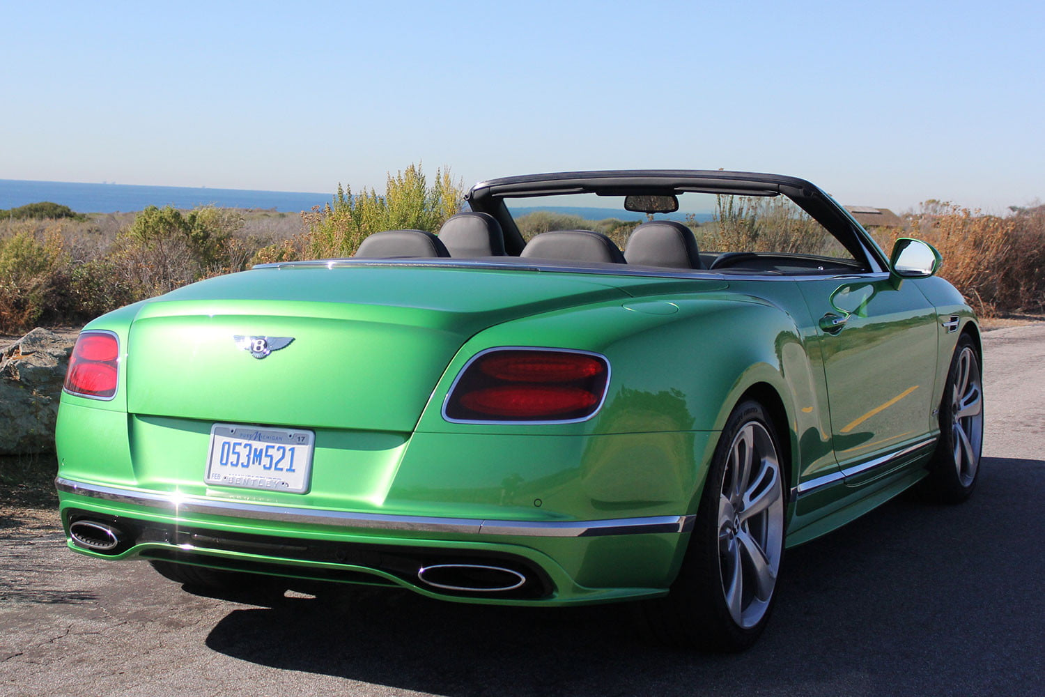 2016 bentley continental gtc speed convertible review digital trends. Black Bedroom Furniture Sets. Home Design Ideas