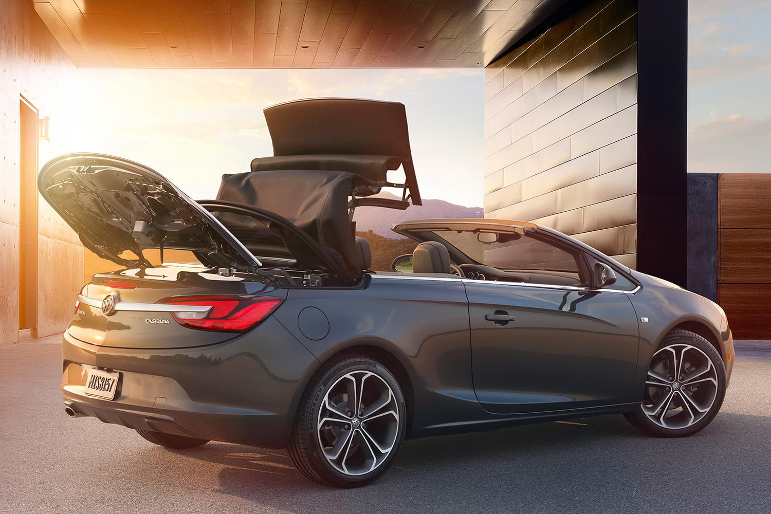 2016 buick cascada first drive review digital trends. Black Bedroom Furniture Sets. Home Design Ideas