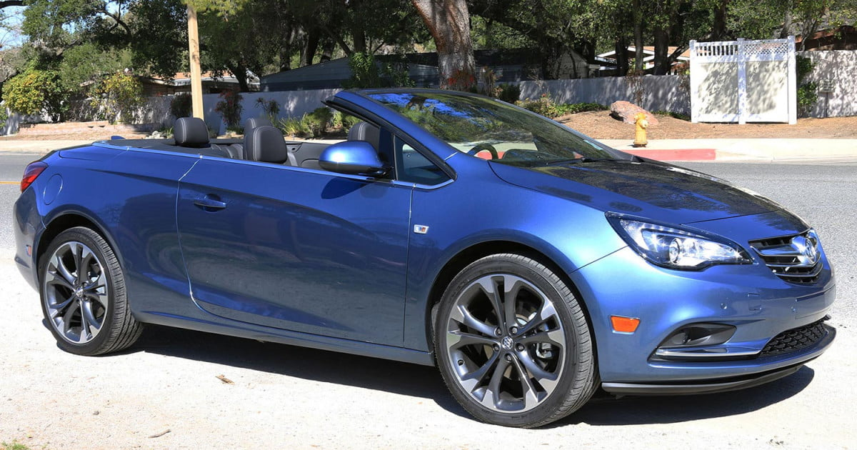 Simple 2016 Buick Cascada First Drive Review  Digital Trends
