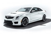 cadillac ats v coupe review press