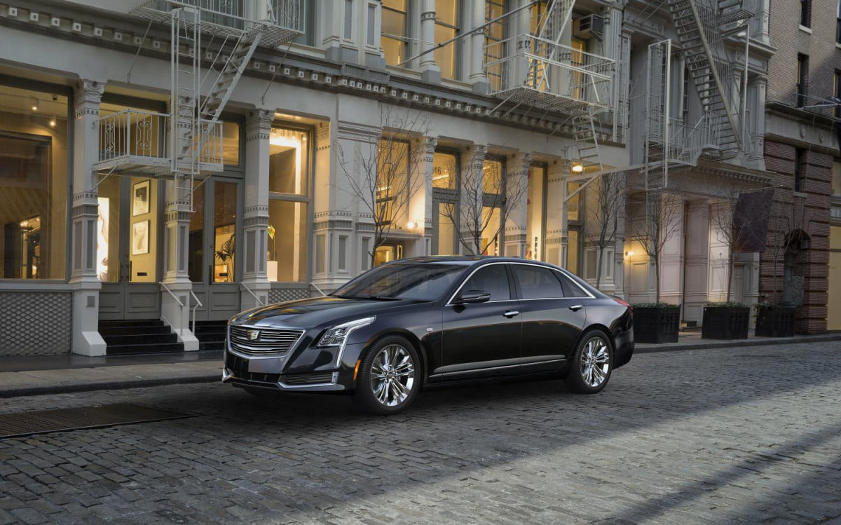 cadillac chief wants to put the rest of gm at arms length  ct