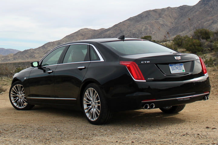 cadillac ct first drive