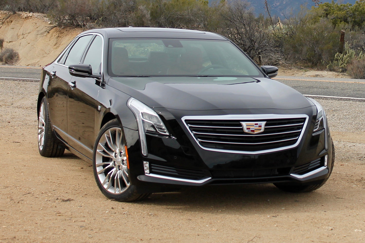 2016 cadillac ct6 first drive digital trends. Black Bedroom Furniture Sets. Home Design Ideas