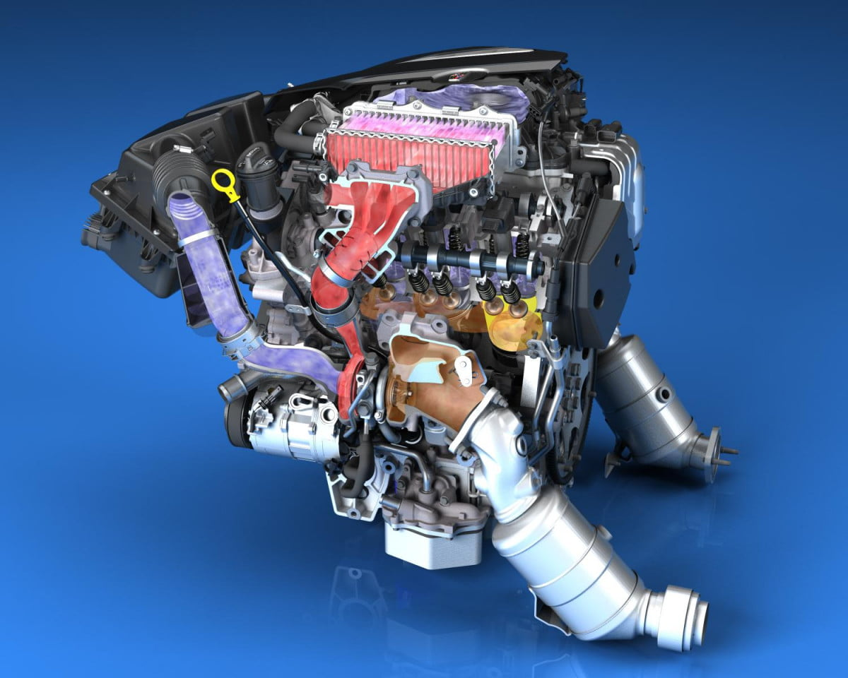 cadillac ct powertrain official specs and performance twin turbo v engine