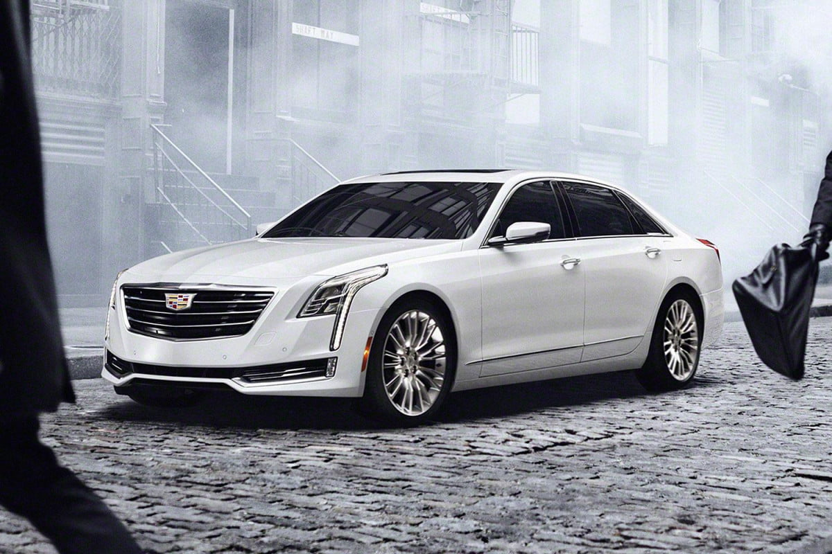 cadillac ct  phev made in china news reports specs