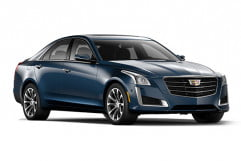 cadillac cts review sedan