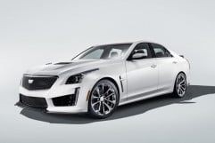 First drive: 2016 Cadillac CTS-V