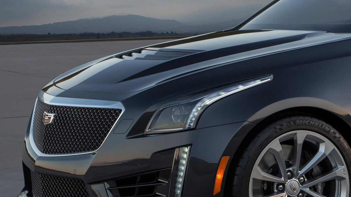 electric all wheel drive planned for future cadillac models  cts v