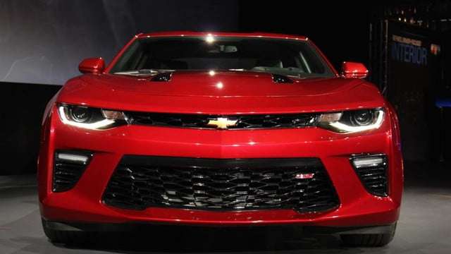 chevrolet camaro pricing pictures specs news front