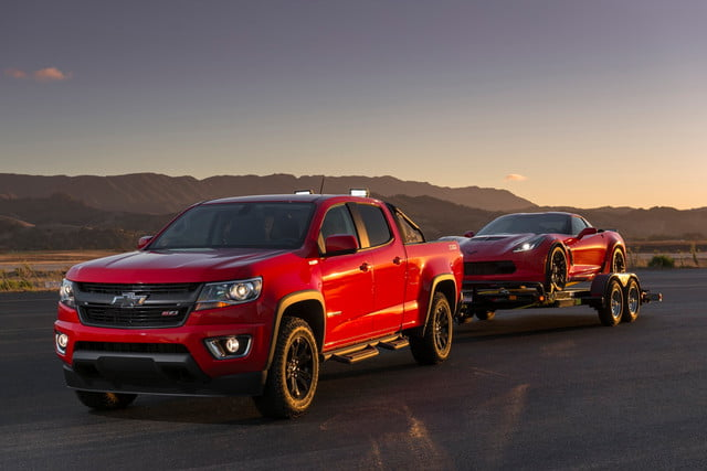 diesel vehicle sales will rise  chevrolet colorado